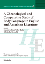 Studies in the History of the English Language 8 A Chronological and Comparative Study of Body Language in English and American Literature